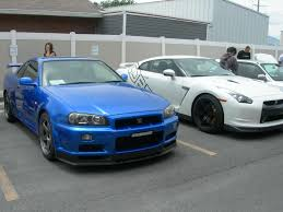 nissan skyline 2015 blue r34 gtr 4 blue nissan skyline gtr r34 vs r35 wallpaper 3508