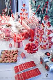 christmas candy buffet ideas deck the table with an outrageous christmas candy buffet party