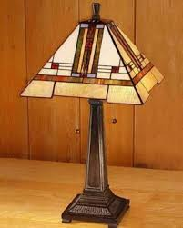Arts And Crafts Desk Lamp Frank Lloyd Wright Table Lamp Foter