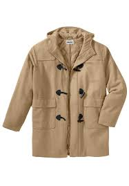 big and tall toggle parka coat coats u0026 parkas for men