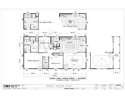 16 X 80 Mobile Home Floor Plans by Floor Plans Golden West Limited Series Tlc Manufactured Homes