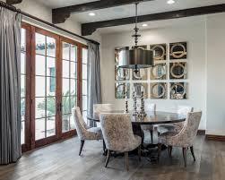 modern mediterranean raegan ford interior design dining room