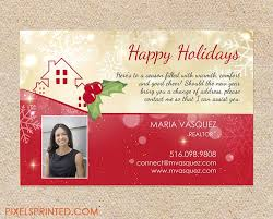 real estate new years cards realtor christmas card wlrtradio
