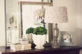 simply ciani diy shabby chic rosette lamp shade