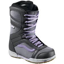 womens vans boots vans mantra snowboard boots s 2012 evo