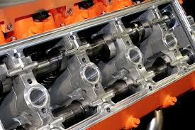 lexus v8 four cam 32 32 valve cylinder head for ls engine almost ready