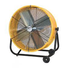 high cfm industrial fans maxxair 24 inch direct drive tilt fan