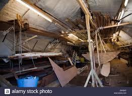 richmond bridge boathouse interior boat building workshop