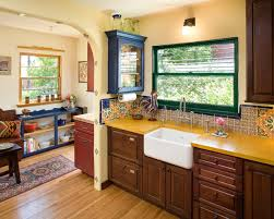 kitchen amazing decorating kitchen in spanish design ideas chair