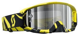 motocross goggles tinted scott tyrant goggles revzilla