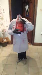 Scariest Halloween Costume Diy Kids Scary Halloween Costume