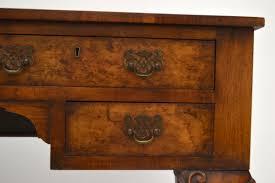 Schreibtisch Antik Schreibtisch Antik Aus Walnuss Holz