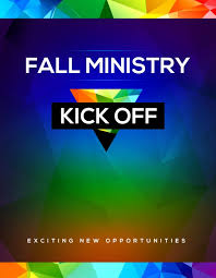 fall ministry kick off church flyer template template flyer