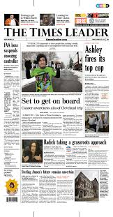 wilkes barre times leader 3 25 by the wilkes barre publishing