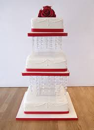 3 Tier Wedding Cake Asian Wedding Cakes The Cakery Leamington Spa