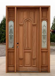 Wood Exterior Doors For Sale Solid Wood Exterior Doors On Sale