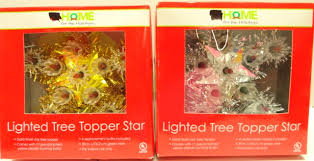 Star Christmas Tree Toppers Lighted - the bargain warehouse
