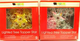 Lighted Star Christmas Tree Topper The Bargain Warehouse