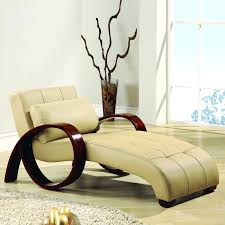 lovable beige curved seat and antique oversized chaise lounge