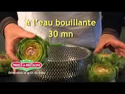 cuisine artichaut cuisson comment préparer et cuire l artichaut