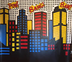 superhero party backdrop superhero photo backdrop superhero foam superhero backdrop tutorial lots of party ideas you can adapt for a