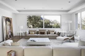 Minimalist Modern Living Room Minimalist House Design With Art For Living Room