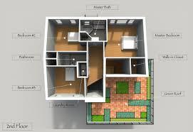 Arlington House Floor Plan Arlington Passivhaus Construction Journal Of The First Passive