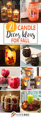 Fall Decorating Ideas For The Home 21 Best Fall Candle Decoration Ideas And Designs For 2017