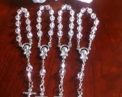 communion favors wholesale rosaries etsy