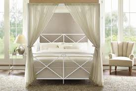 diy canopy bed ideas