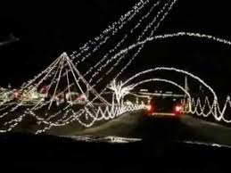 christmas lights at jackson county fairground 12 24 2010 youtube