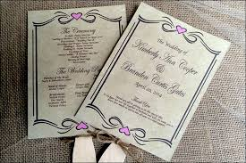 Wedding Ceremony Fans 15 U0027uniquely You U0027 Ways To Add Personal Touches To Your Wedding