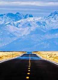 road to the mountains photograph by alexis birkill