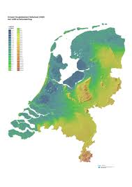 netherlands height map detailed height map of the netherlands 3459x4893 mapporn