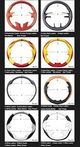 porsche suede xuji black suede car steering wheel cover for porsche macan
