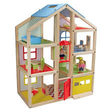 Plan Toys City Series Wooden Parking Garage by Dollhouses Target