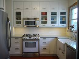 glass kitchen cabinets custom with photos of decorating ideas
