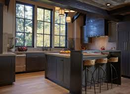 dark modern kitchen 30 classy projects with dark kitchen cabinets home remodeling
