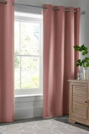 Pink Velvet Curtains Pink Curtains Pink Blinds Next Official Site