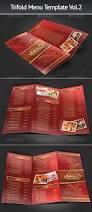 25 food menu design psd for restaurant