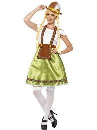 d馮uisement femme de chambre smiffys costume femme de chambre bavaroise taille m ebay