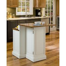 Two Tier Kitchen Island Woodbridge White Two Tier Island Homestyles