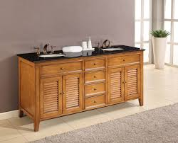 Mission Style Bathroom Vanities by 70 Bathroom Vanity Wyndham Collection Amare 72 Inch Single