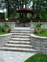 Backyard Retaining Wall Ideas Retaining Walls Backyard Remarkable Backyard Retaining Wall Ideas