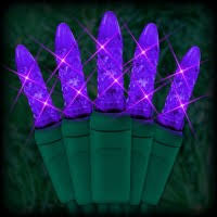 led blue christmas lights 35 c6 led strawberry style bulbs 4