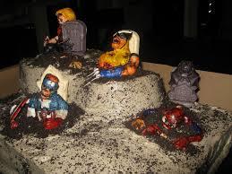 graveyard halloween cake sweet flair u0027s most recent flickr photos picssr