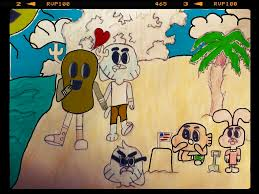 beach color splash lg edition montage by xmaster555 on deviantart