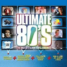 8o s the ultimate 80 s the only 80 s album you will ever need amazon