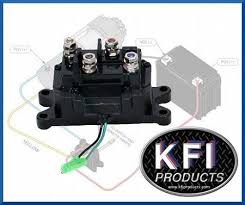 kfi winch contactor wiring diagram intended for kfi winch
