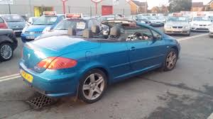 peugeot 306 convertible used peugeot 307 for sale rac cars